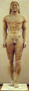 Greek Kouros