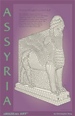 Assyrian Winged Bull